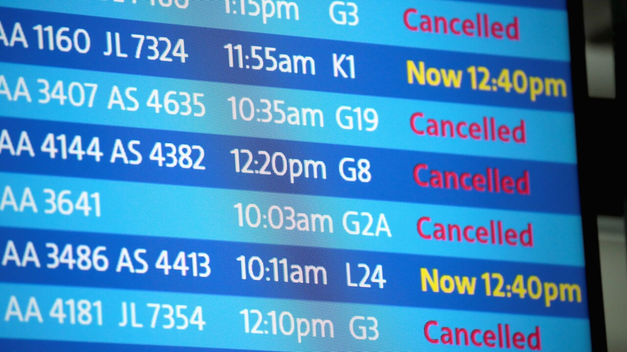 Can you get a refund if you cancel your flight amid the coronavirus pandemic?