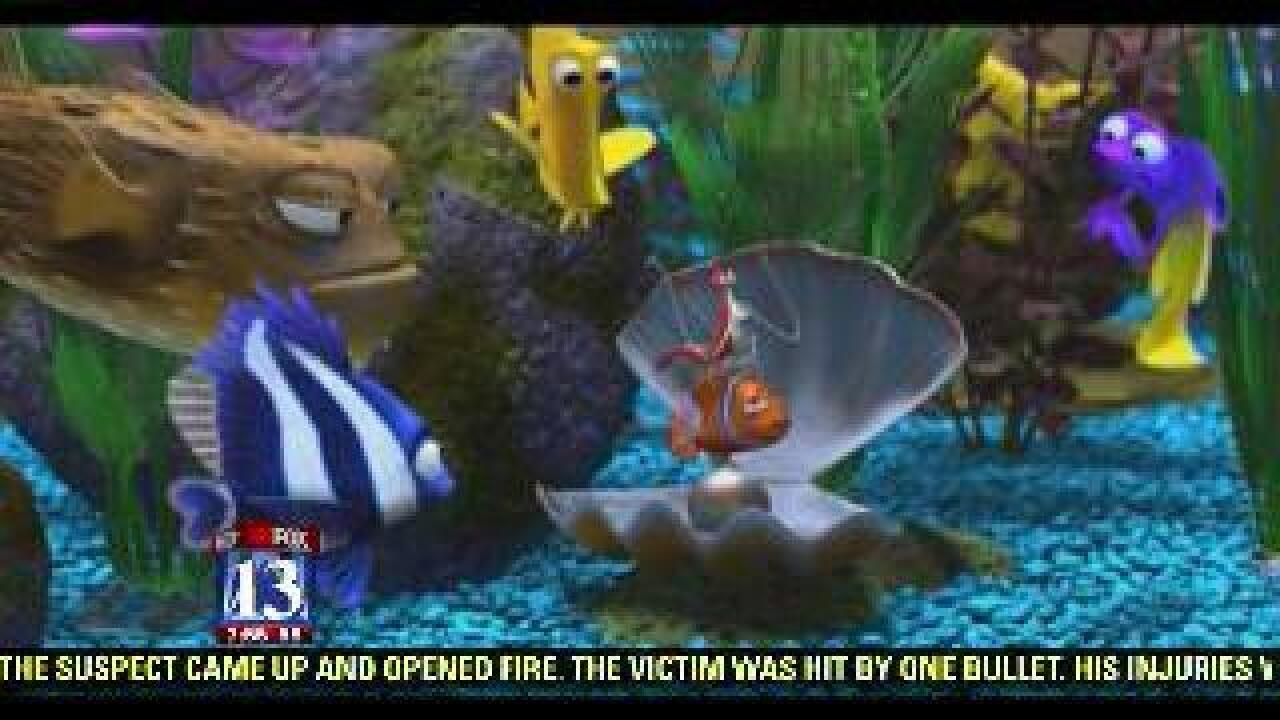 Movie review: Resident Evil and Finding Nemo reopening in 3D