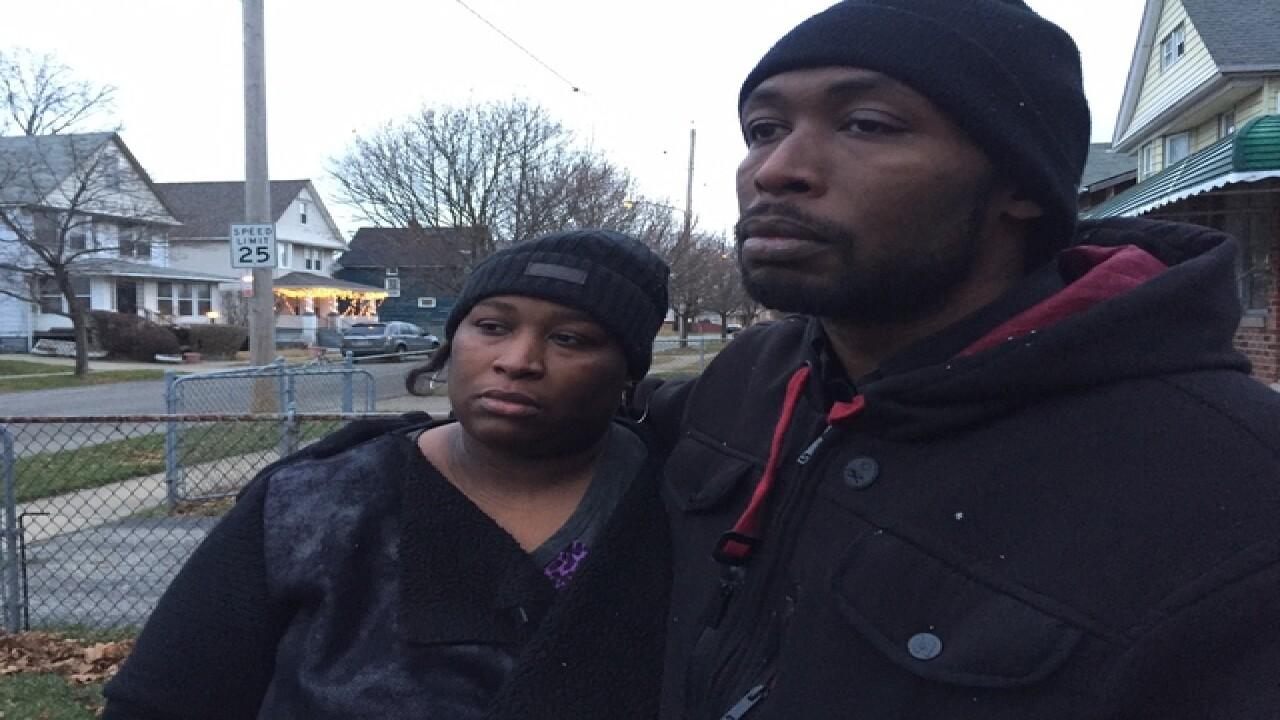 E. CLE family wants answers, cruiser kills son