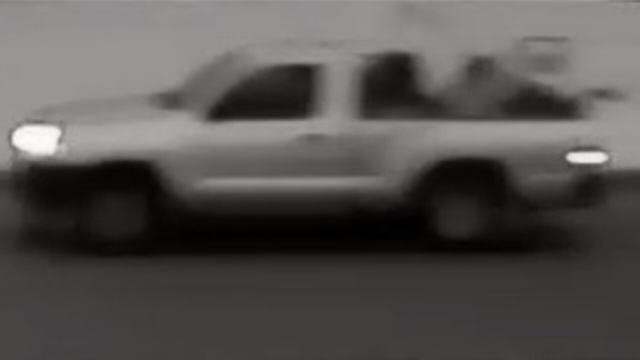 Pickup truck linked to arson, burglary in Carroll Co.