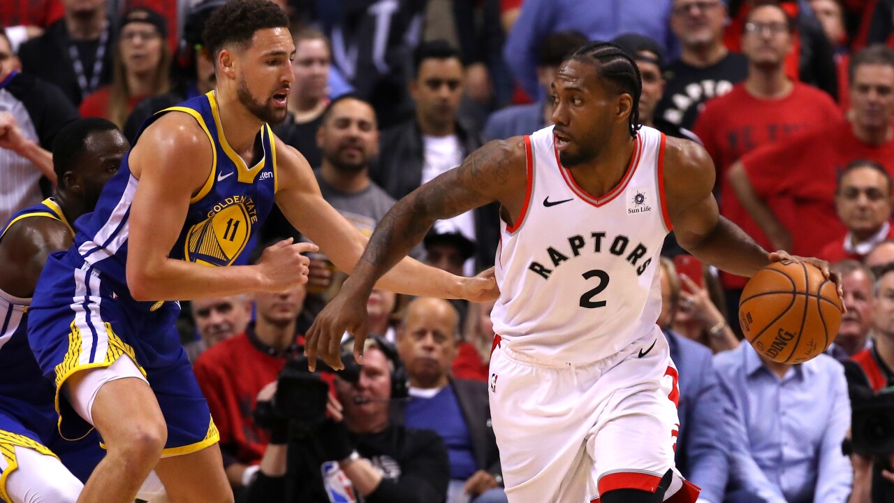 How To Watch Toronto Take On Golden State In Game 5 Of The Nba Finals