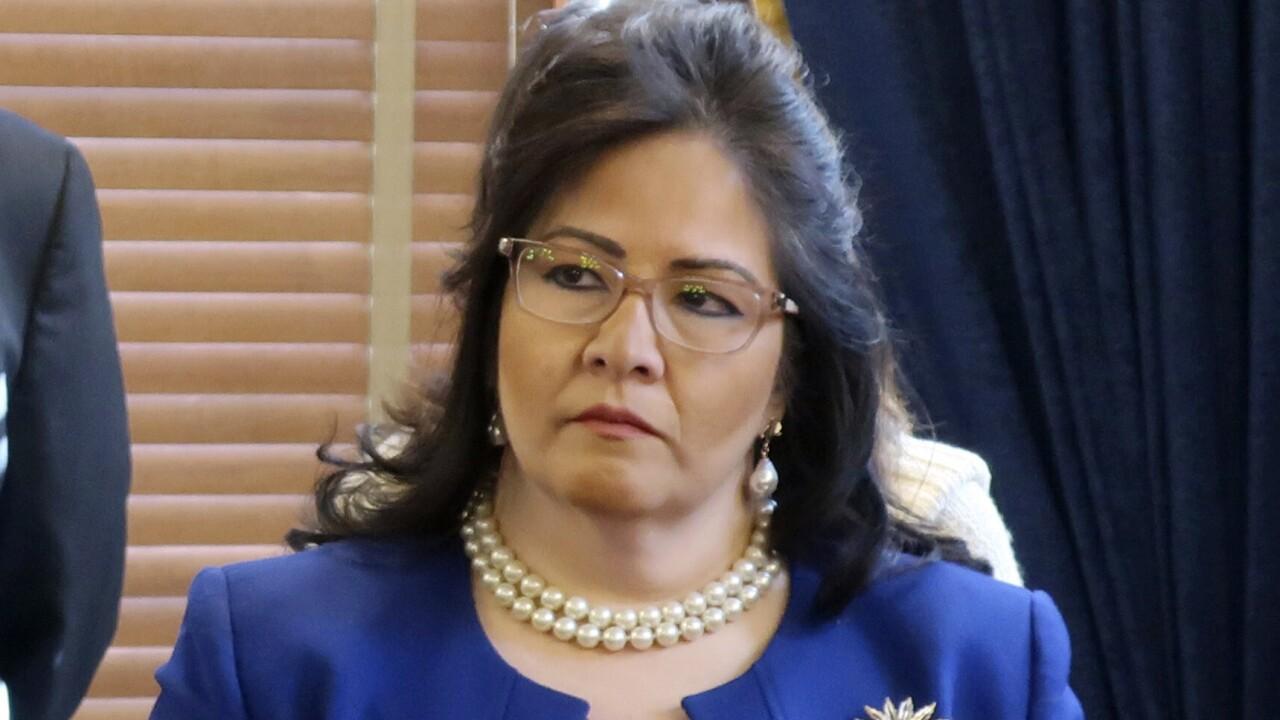 Delia Garcia Kansas Labor Secretary