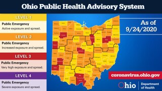 Ohio Public Health Advisory System 9/24