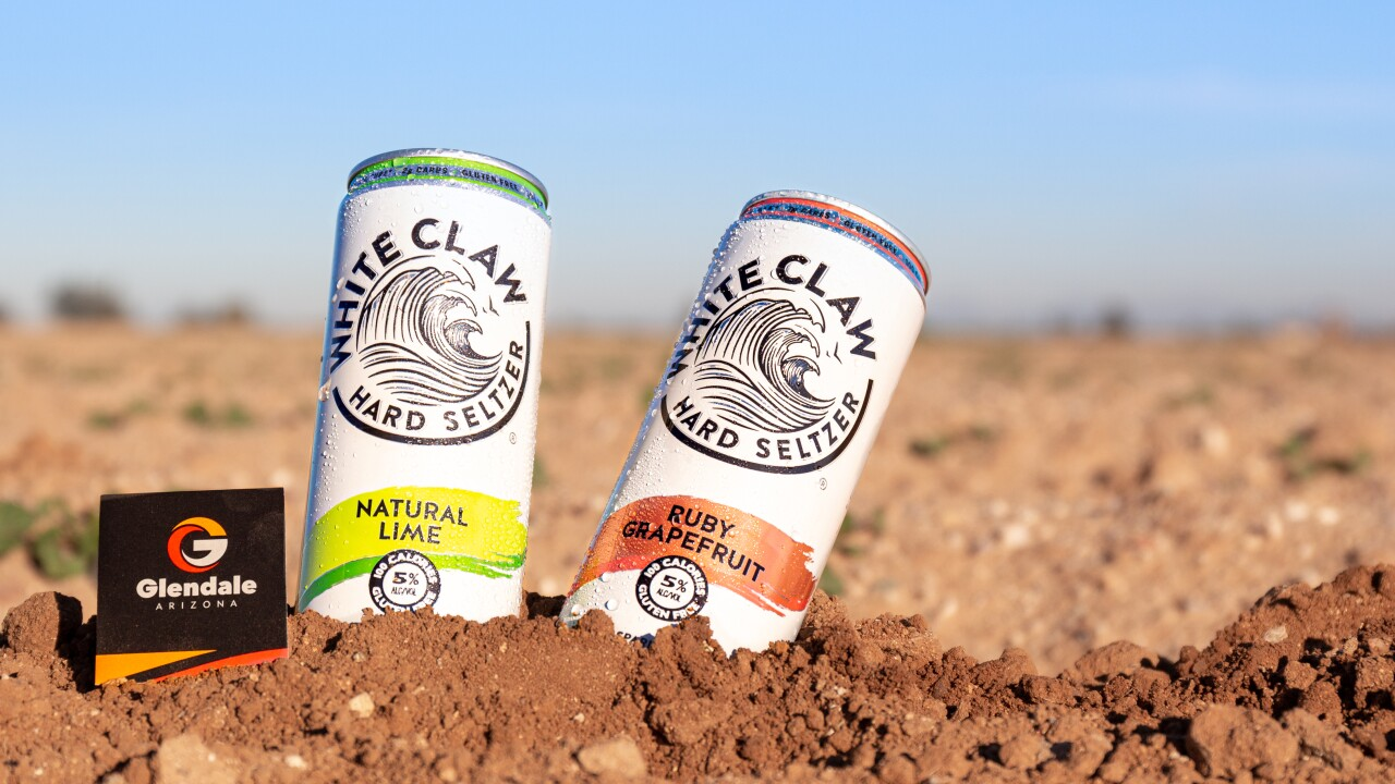 White Claw Glendale Facility