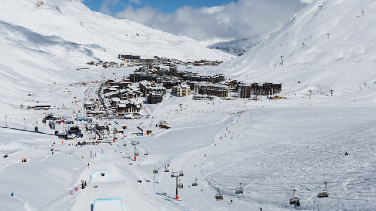 Avalanche kills 4 at France's Tignes ski resort