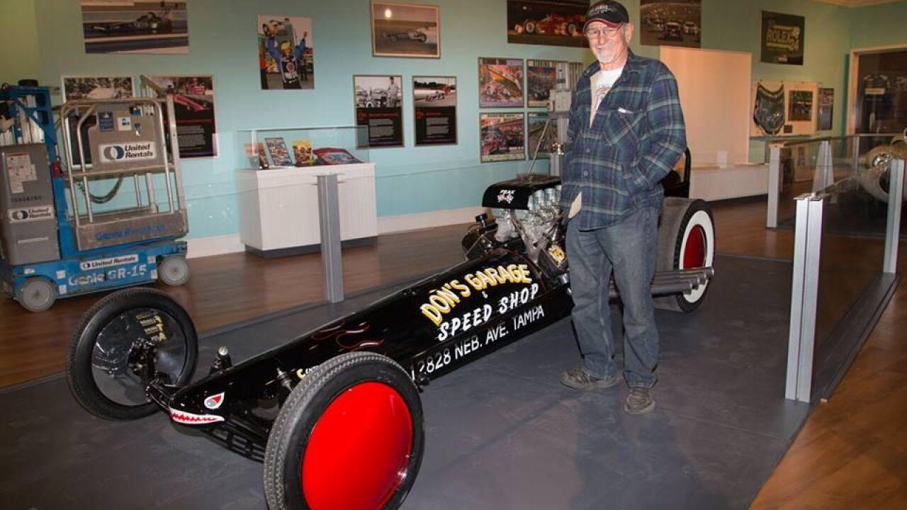 Sun, Sand, and Speed Racing Exhibit
