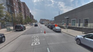 Driving You Crazy: Blake street has been a mess for a LONG time with construction