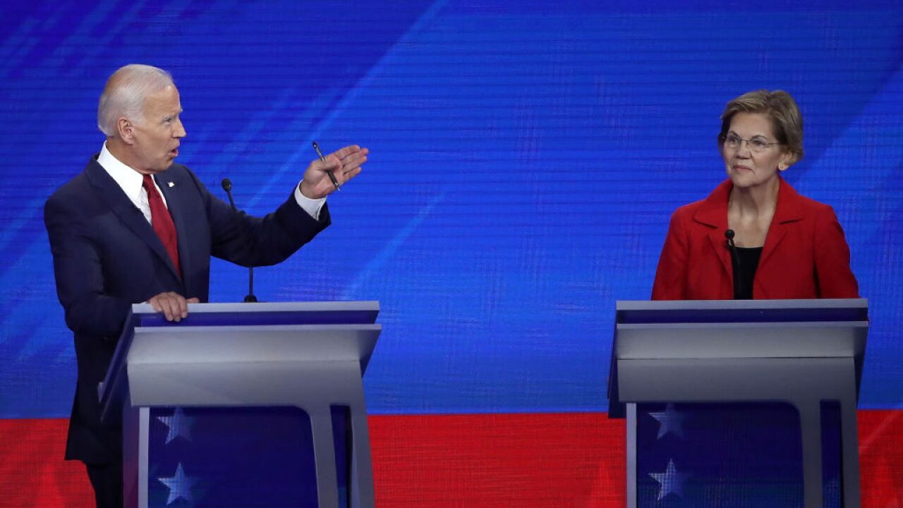 Fact-check: Democratic debate from Houston
