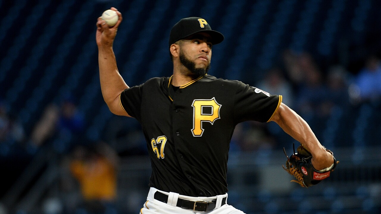Tigers acquire RHP Dario Agrazal from Pirates for cash