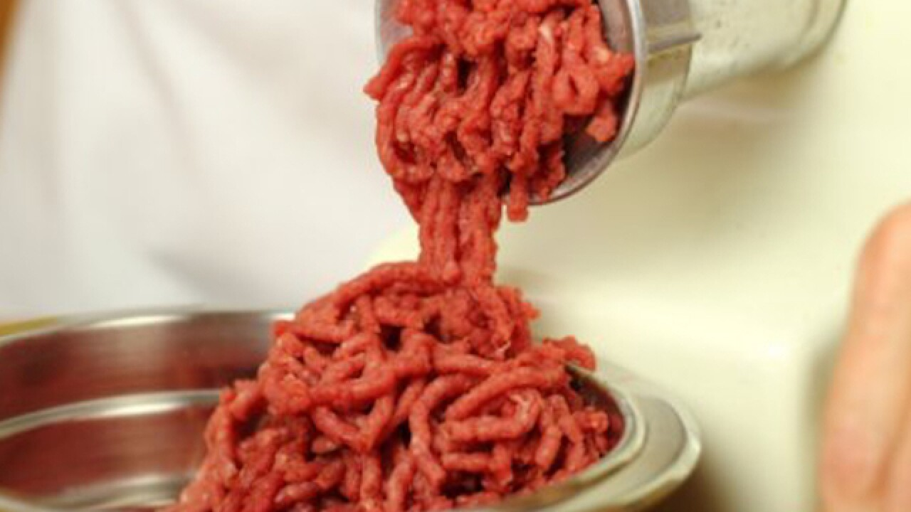 5.1 million pounds of beef added to recall due to salmonella