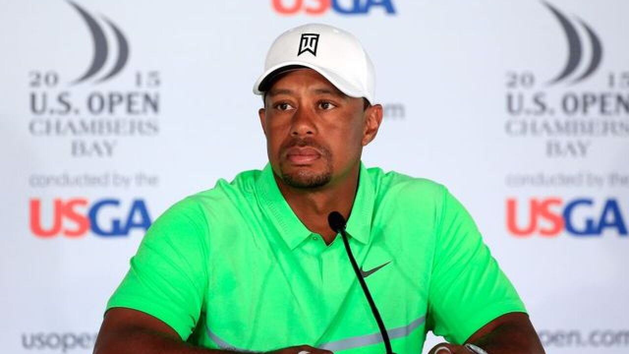 Tiger Woods to skip upcoming major tournament