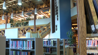 Lewis and Clark Library Remodel