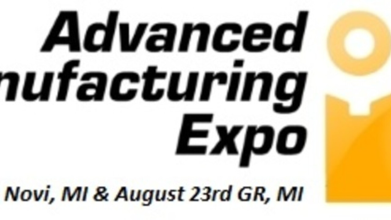 Advanced Manufacturing Expo 2018