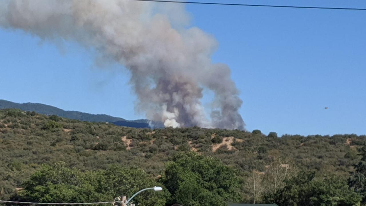 Johnson Fire 2