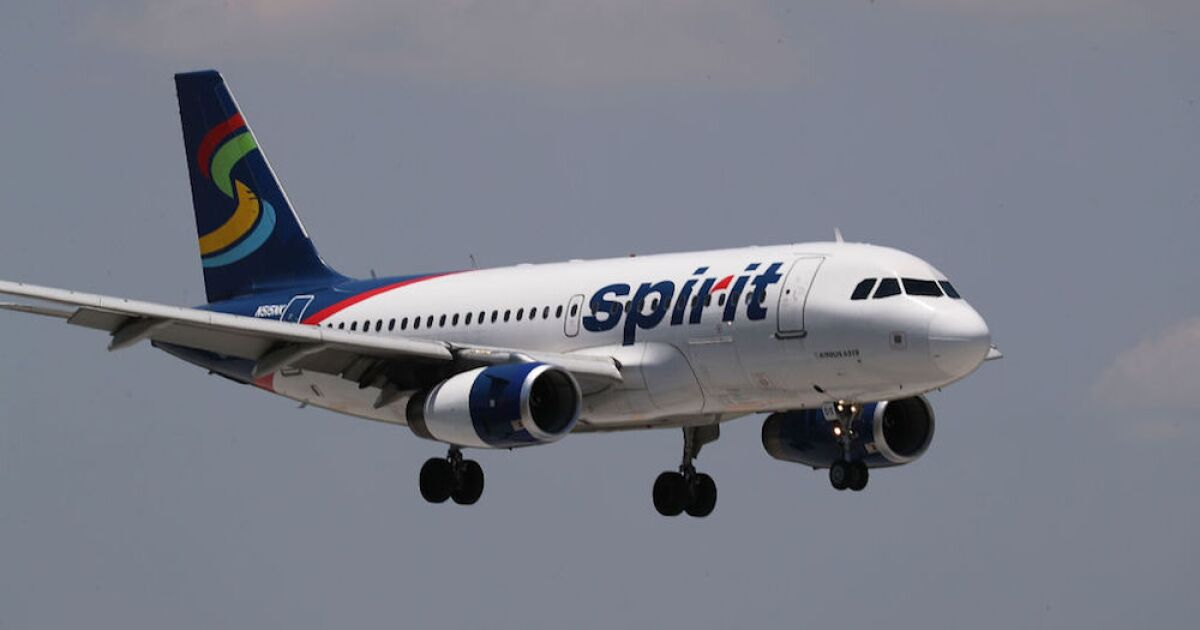 Aurora man: Spirit Airlines forced me to drive from L.A.