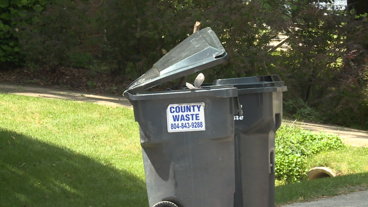 Delays in trash pickups leave customers considering a switch