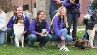 """Carroll College hosts annual """"Blessing of the Animals"""""""