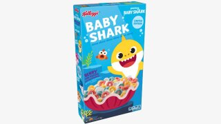 'Baby Shark' is being turned into a cereal, doo doo doo doo doo doo
