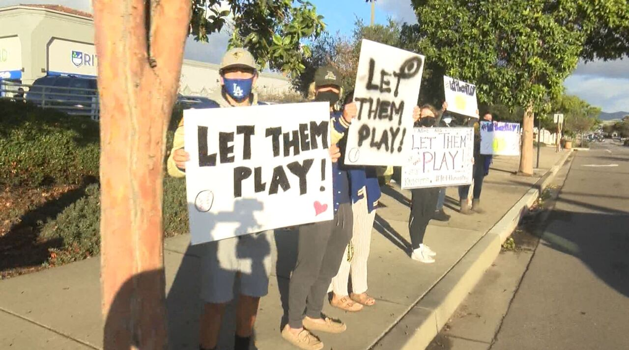 Let Them Play Rally