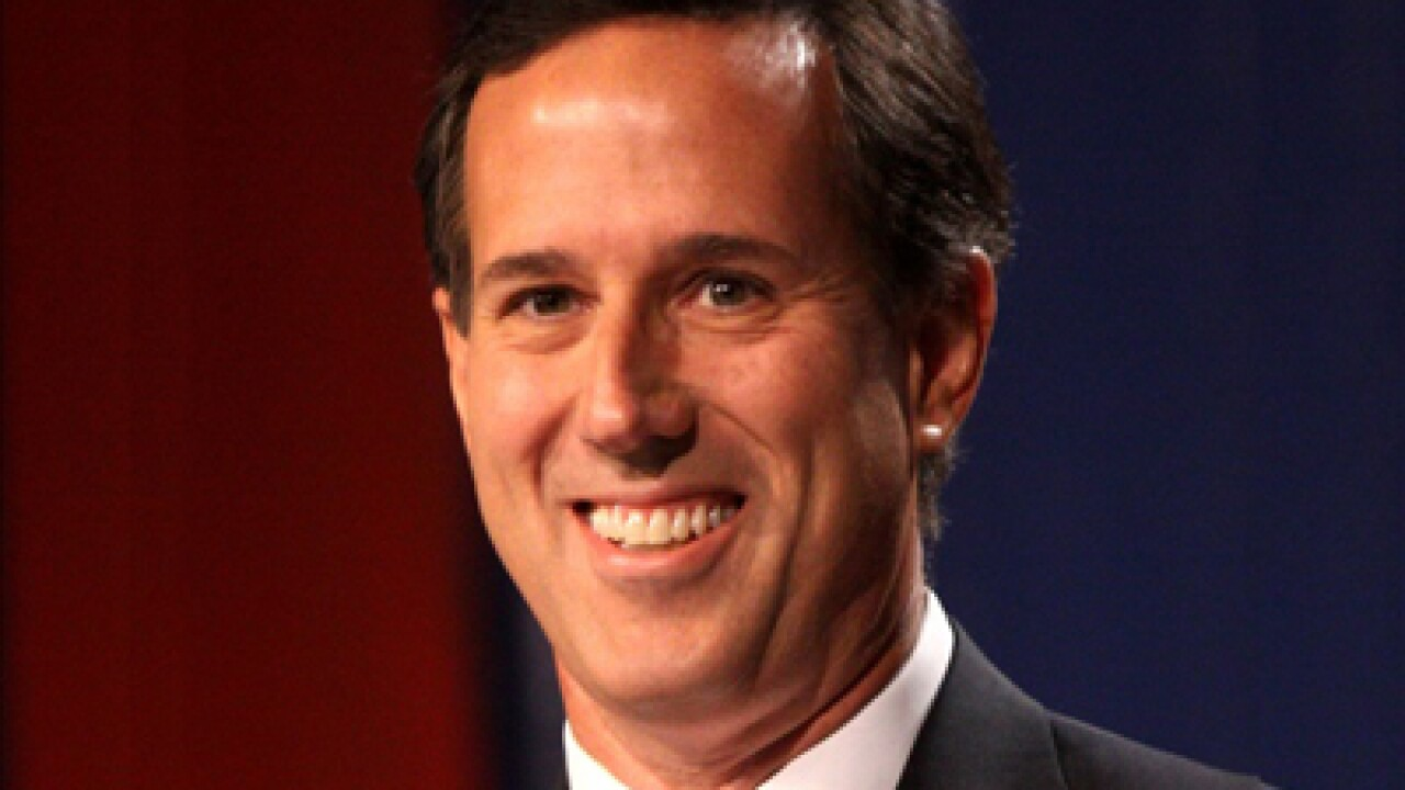 Race over, but Santorum vows to keep fighting