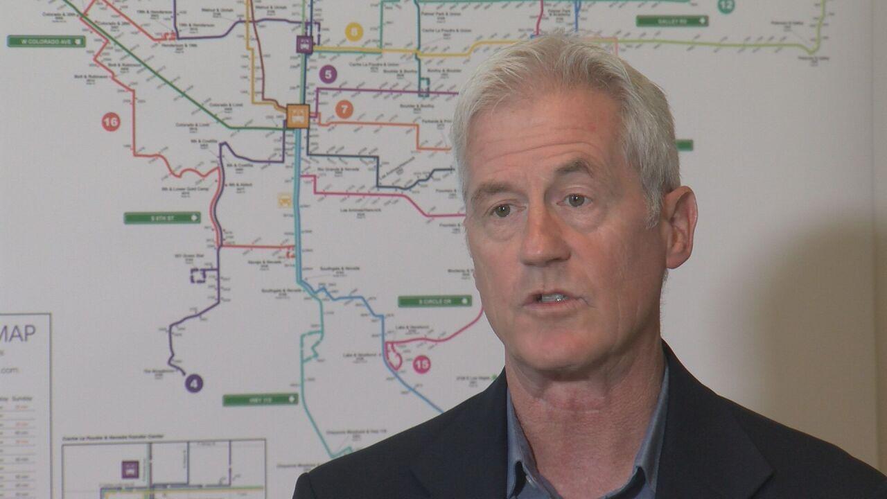 Craig Blewitt, Director of Mountain Metro Transit