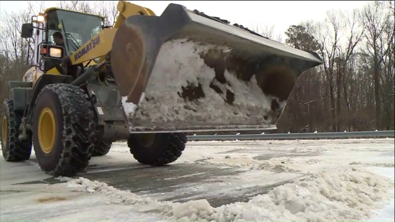 Why VDOT needs special equipment to clear roads aftersnowstorm