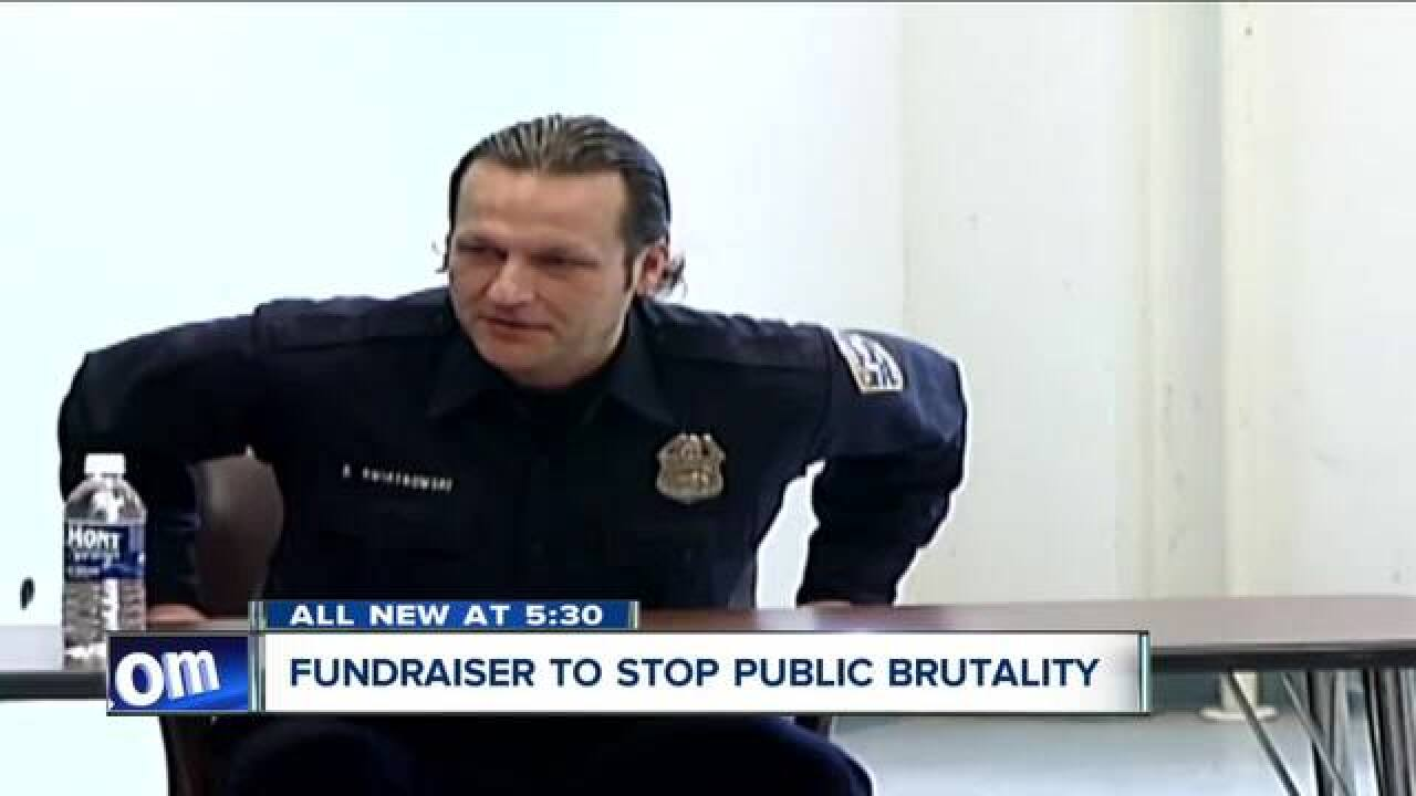 Fundraiser to stop police brutality