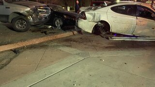 DUI Crash on Colorado Avenue