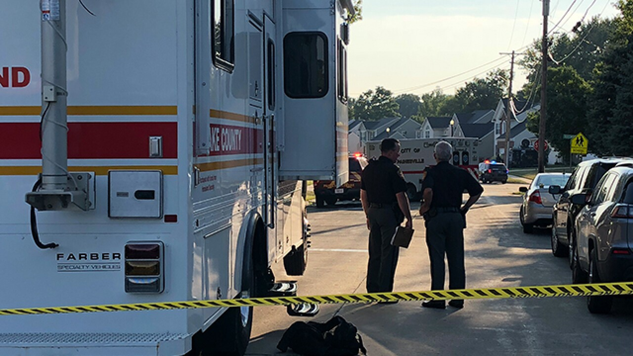 SWAT called to shooting in Painesville