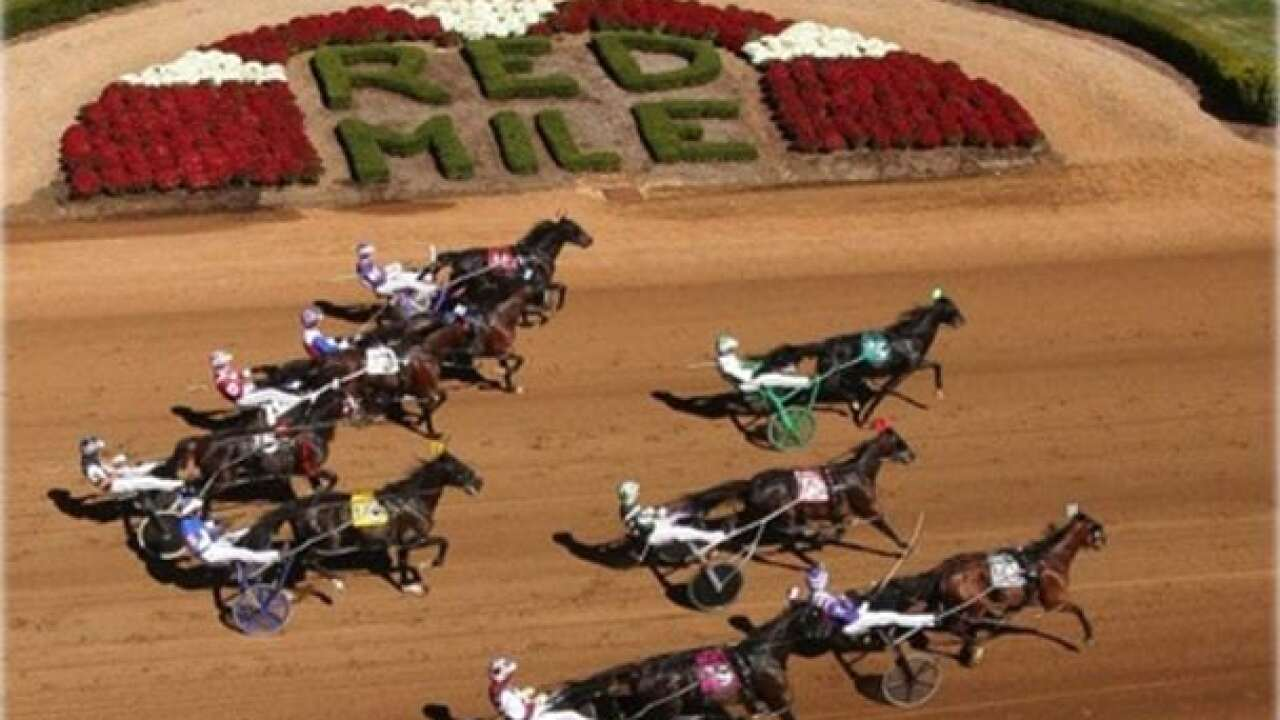 Red Mile temporarily closes historical racing operation