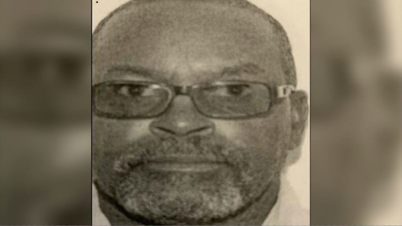 Alert issued for missing Virginia man