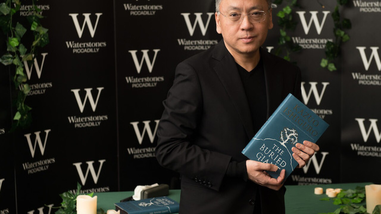 'Remains of the Day' author Kazuo Ishiguro wins 2017 Nobel Prize in Literature