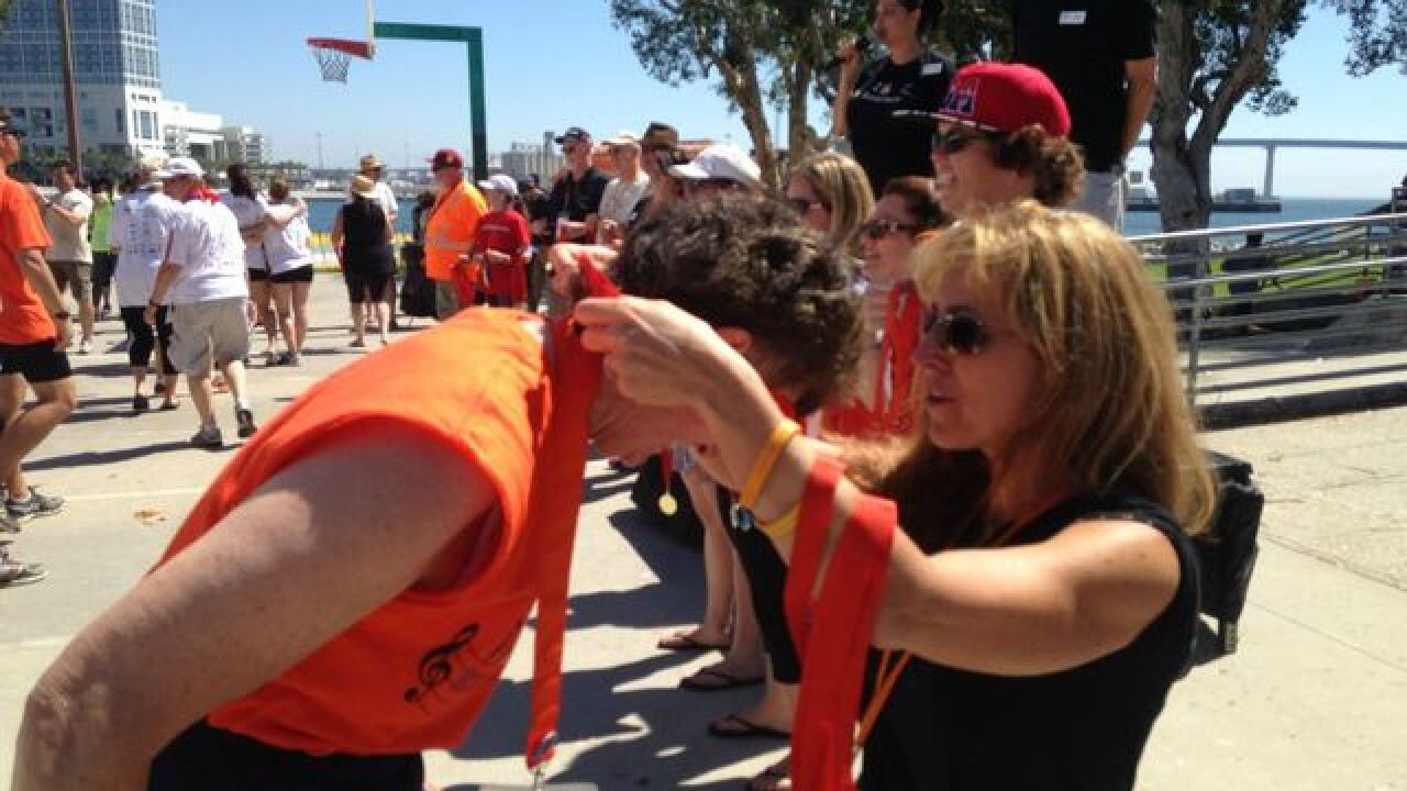 200 people complete 50-mile walk for MS