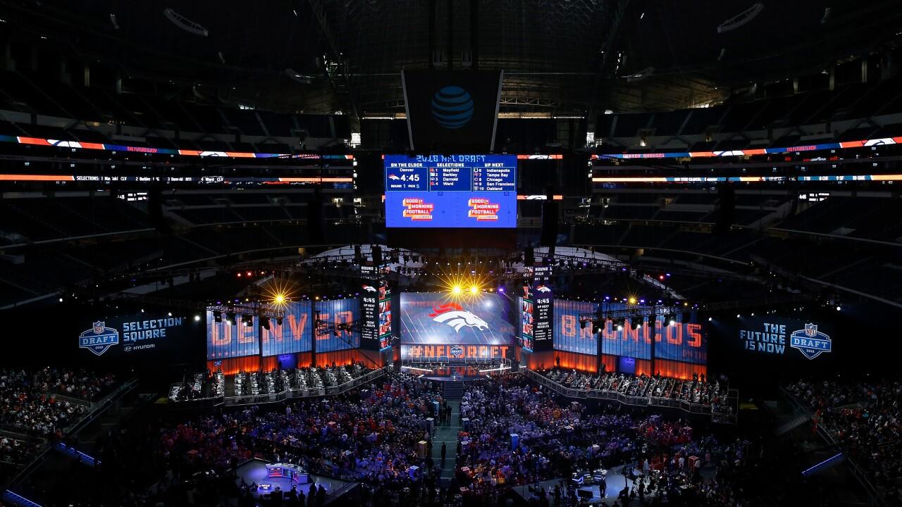 Joe B: 2019 NFL Mock Draft No....