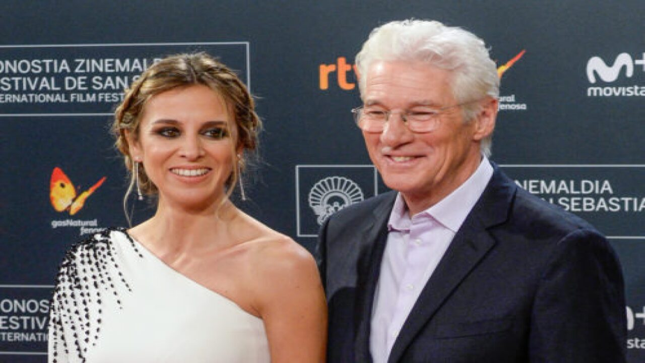 Richard Gere And His Wife Alejandra Silva Are Expecting Baby No. 2