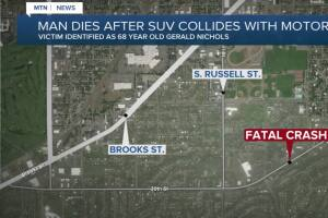 Man killed in Missoula traffic accident identified