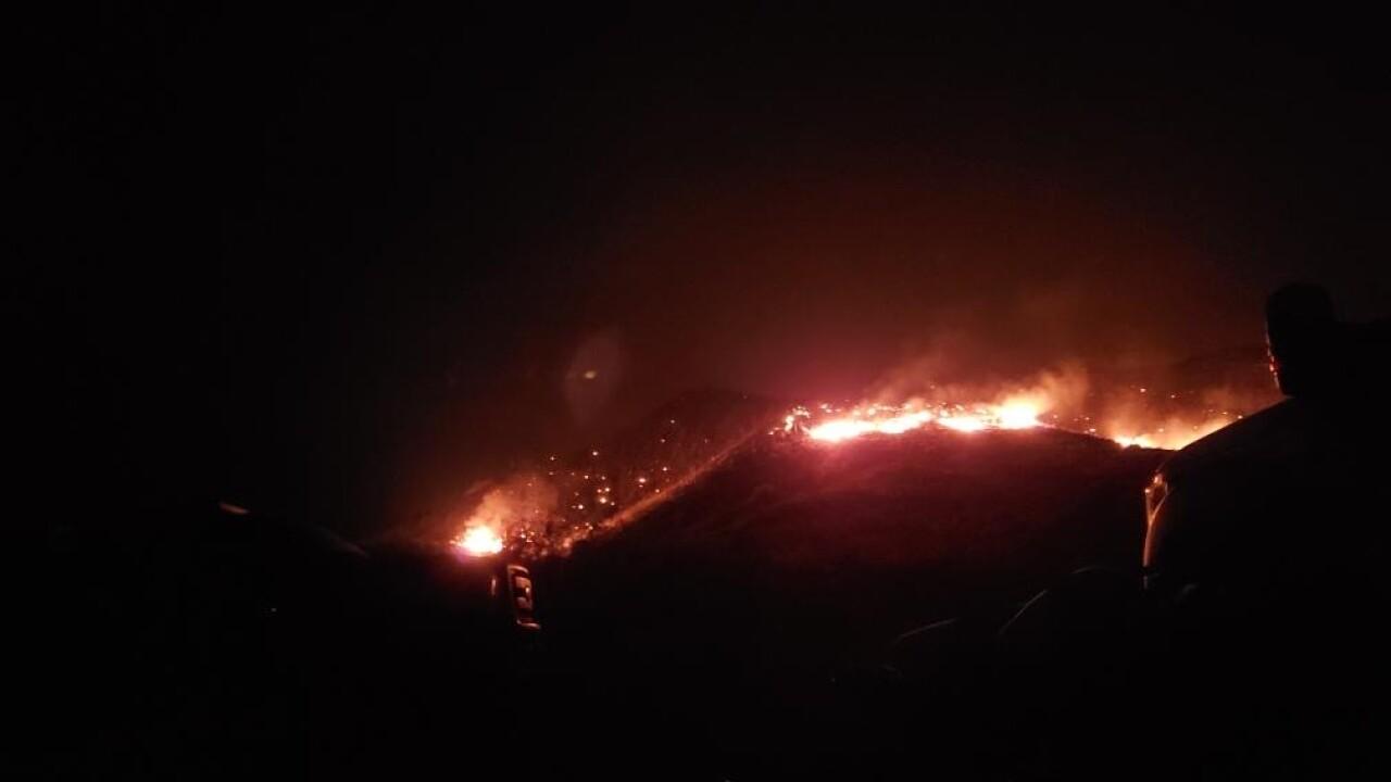 Westridge Fire