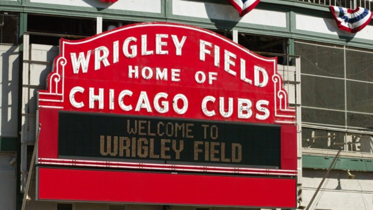 Cubs fan villainized for stealing ball from child had already given him one