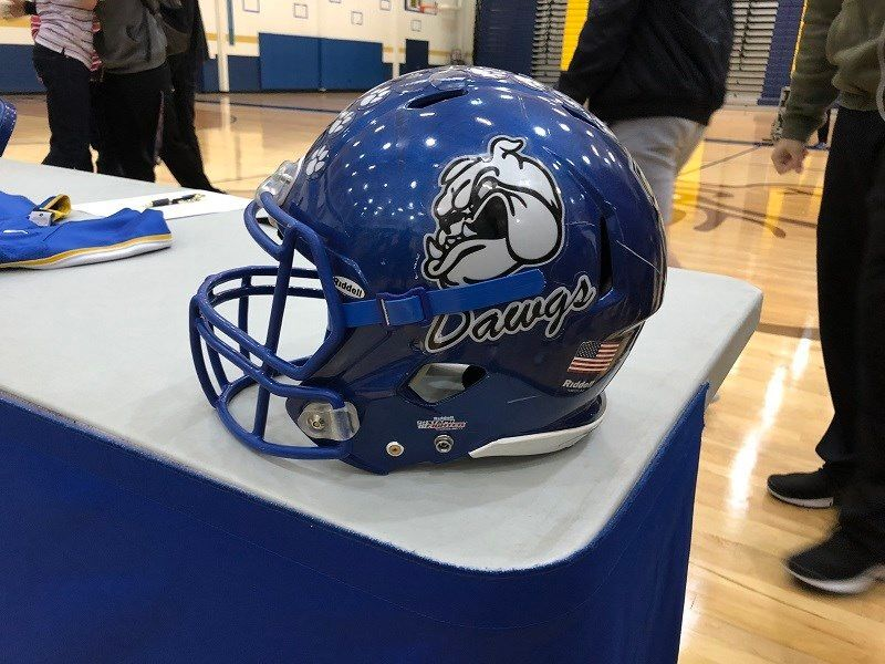 Copperas Cove High School Signing Day 2018