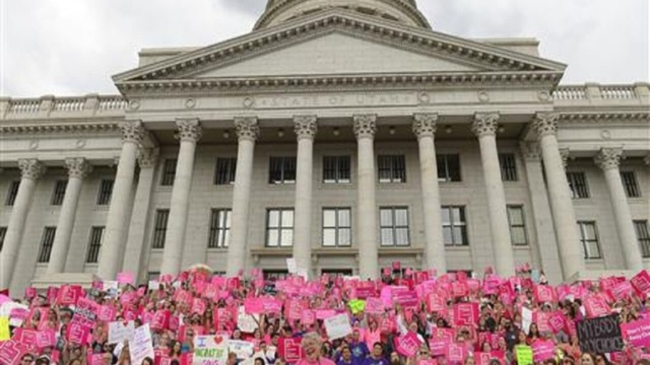 Court sides with Utah's Planned Parenthood in defunding case