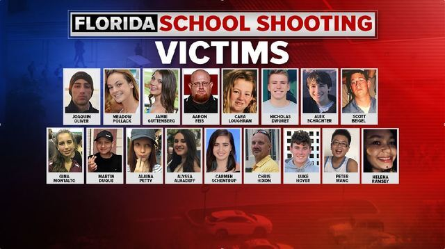 GALLERY: Victims killed in Florida high school mass shooting