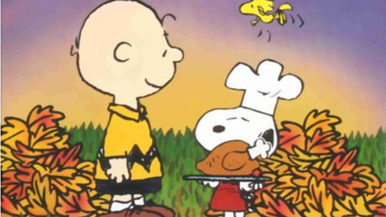 Watch A Charlie Brown Thanksgiving on ABC Action News Wednesday