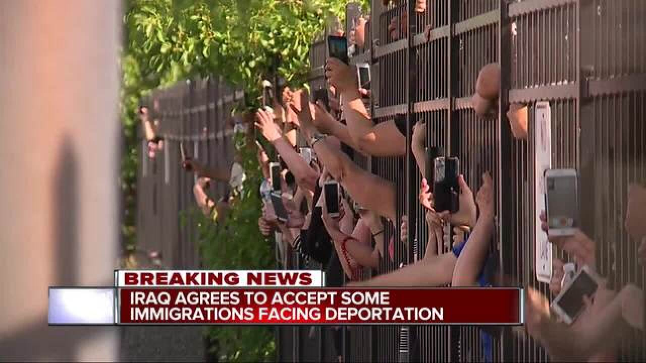 Familes worried about possible deportation