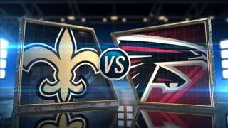 Saints readying for traditionally close battle with Falcons