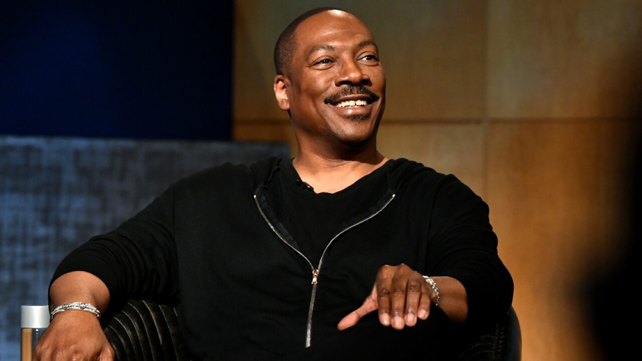Eddie Murphy speaks onstage during the LA Tastemaker event for Comedians in Cars at The Paley Center for Media on July 17, 2019 in Beverly Hills City. (Photo by Emma McIntyre/Getty Images for Netflix)