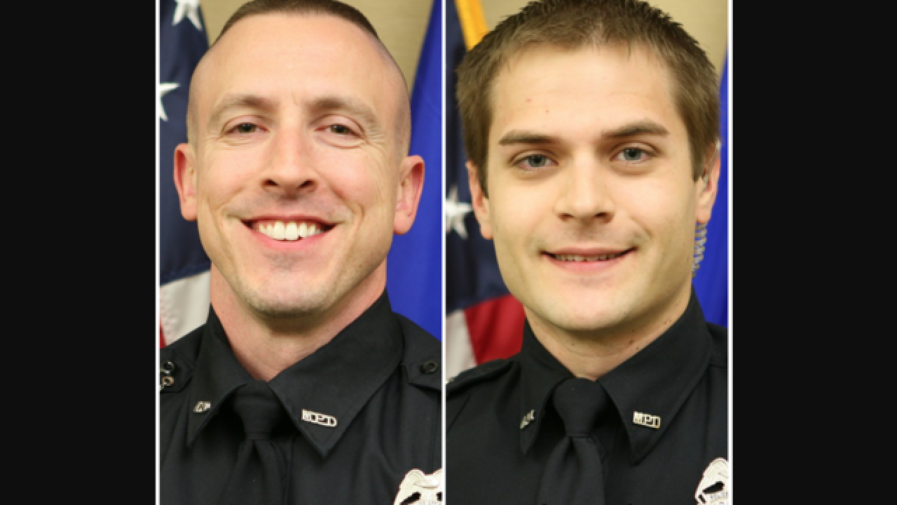 Officers who fired at office shooter identified