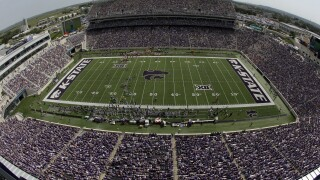 Bowling Green Kansas St Football Bill Snyder Family Stadium