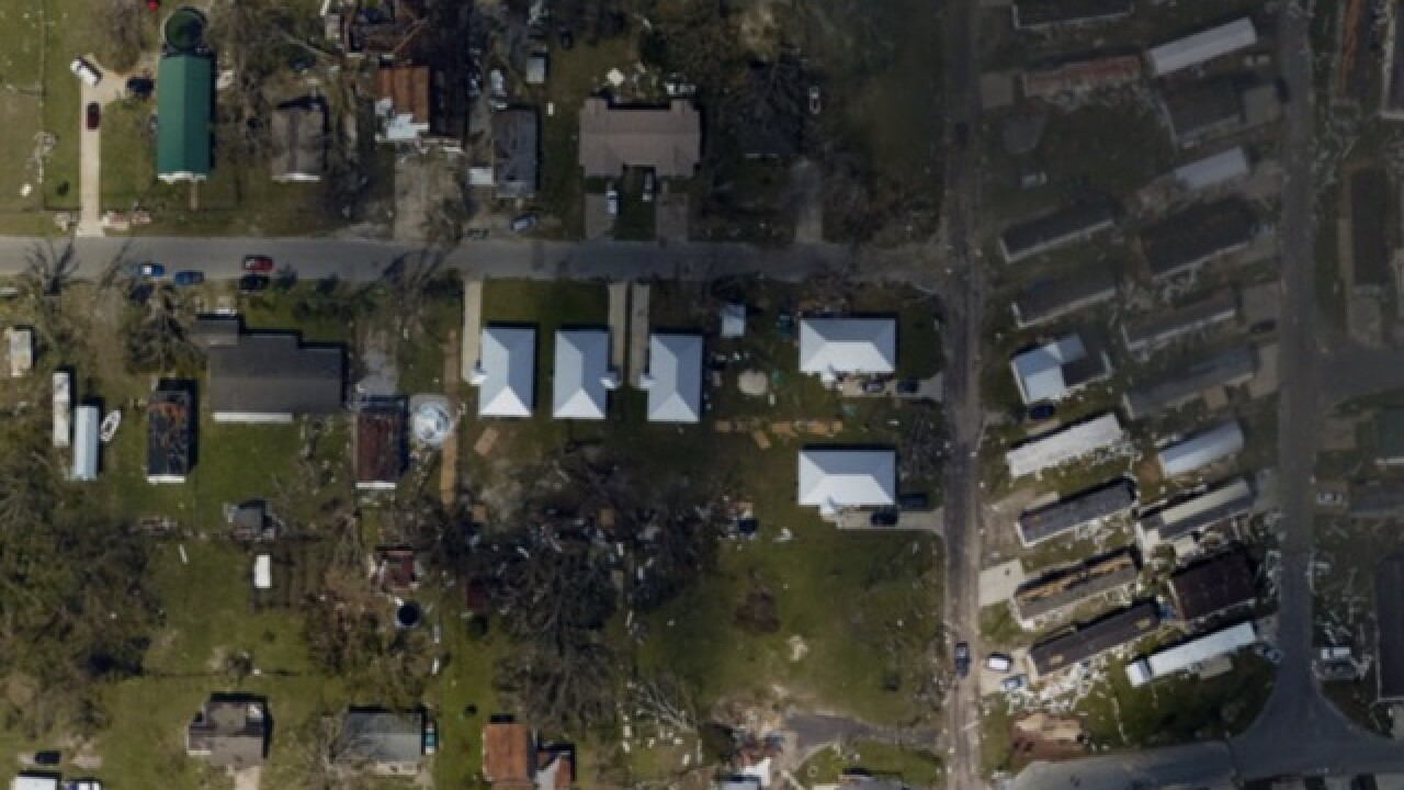 Homes that withstood Hurricane Michael