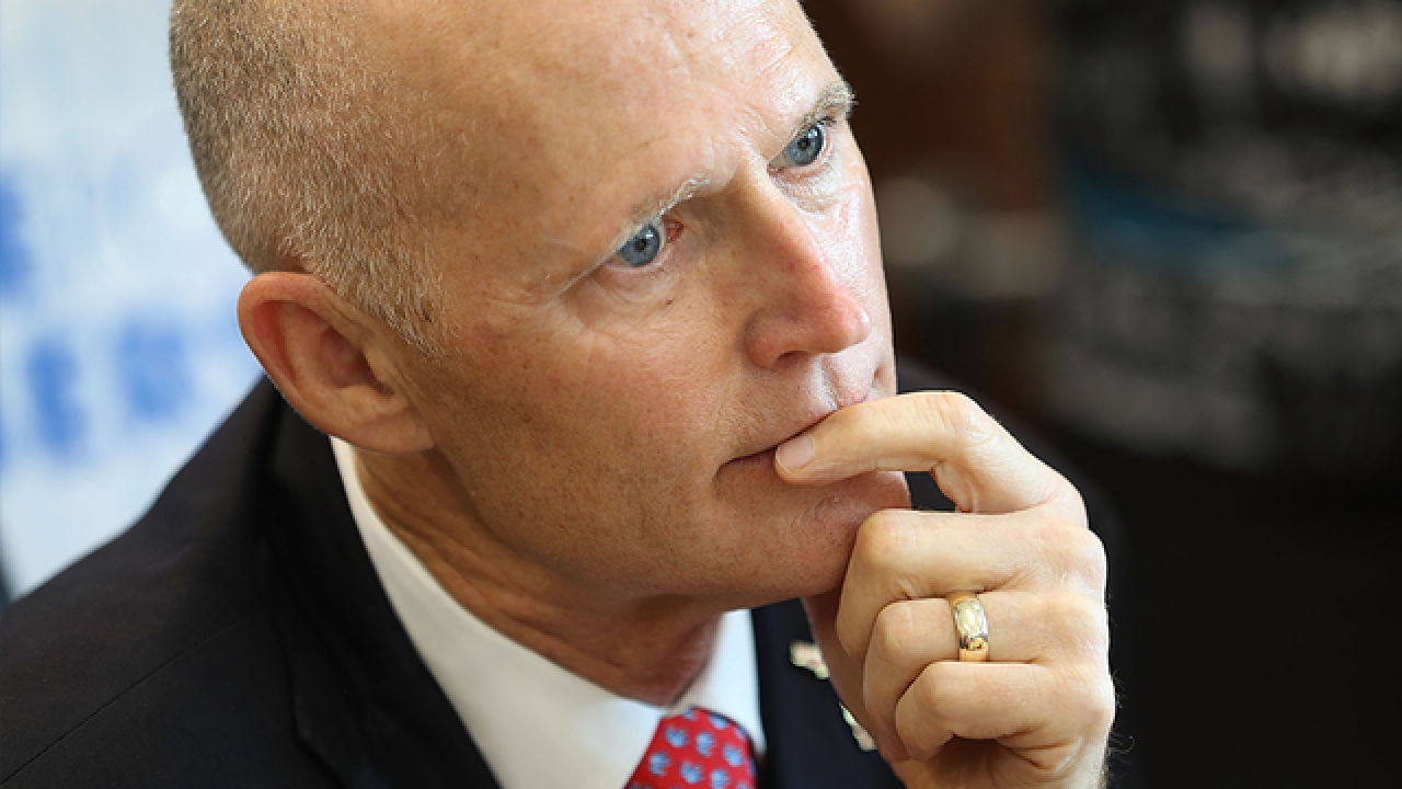 Florida Gov. battle over his finances heads to appeals court