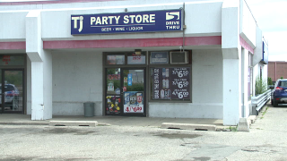 T&J Party Store in Kentwood after armed robbery